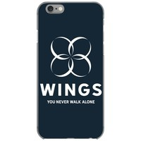 BTS Wings iPhone 6/6s Case