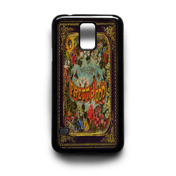 Panic at the disco welcome to the sound pretty odd Samsung S5 S4 S3 Case By xavanza