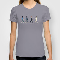 The Beatles T-shirt by Victor Trovo Afonso   Society6