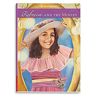 American Girl® Dolls: Rebecca and the Movies Paperback Book