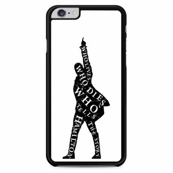 Hamilton Musical iPhone 6 Plus / 6s Plus Case