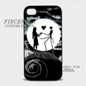 Love Nightmare Before Christmas Plastic Cases for iPhone 4,4S, iPhone 5,5S, iPhone 5C, iPhone 6, iPhone 6 Plus, iPod 4, iPod 5, Samsung Galaxy Note 3, Galaxy S3, Galaxy S4, Galaxy S5, Galaxy S6, HTC One (M7), HTC One X, BlackBerry Z10 phone case design