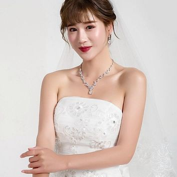 Top Quality Wedding Bridal Jewelry Set