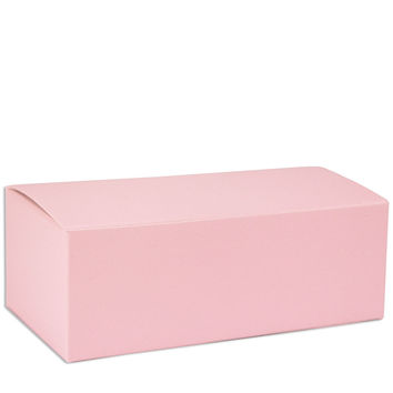 Light Pink 1 LB Candy Box