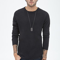 Ribbed Knit Thermal