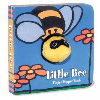 Little Bee: Finger Puppet Book (Finger Puppet Books)