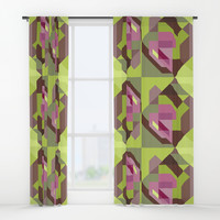 Composition6 Window Curtains by edrawings38