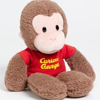 Toddler Gund 'Curious George' Stuffed Animal
