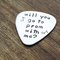 Go to Prom Guitar Pick