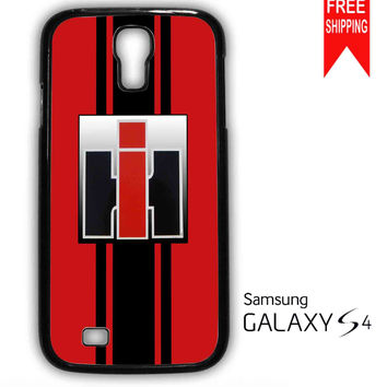 Case International Havester Ih Tractor Diesel Samsung Galaxy S4 Case