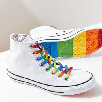 DCCKHD9 Converse Chuck Taylor All Star Pride Core High Top Sneaker | Urban Outfitters