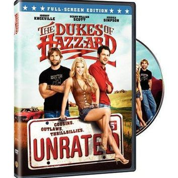 THE DUKES OF HAZZARD (UNRATED FU