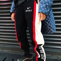 NIKE x Champion Women Men leggings Movement trousers