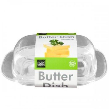 Acrylic Butter Dish (pack of 12)