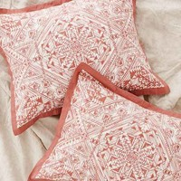 Magical Thinking Izmir Maze Sham Set