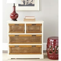 Beachcrest Home St. Leo 4 Drawer Storage Cabinet | Wayfair