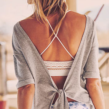 Tie-back Pullover - Victoria's Secret