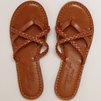 AEO Braided Slide   American Eagle Outfitters