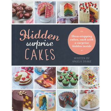 Hidden Surprise Cakes