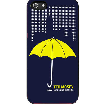 Ted Mosby How I Met Your Mother iPhone 5s For iPhone 5/5S Case