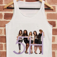 Fifth Harmony design for Tank Top Mens and Tank Top Girls