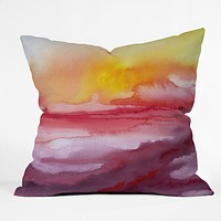 Jacqueline Maldonado Rise 1 Throw Pillow