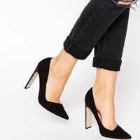 ASOS PREFECTS Pointed High Heels