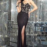 Alyce Paris 6158 at Prom Dress Shop