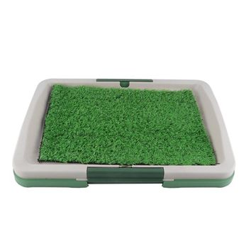 Faux Grass Potty Training Pad for Pups