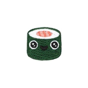 Sushi Face Mini Sticker Patch