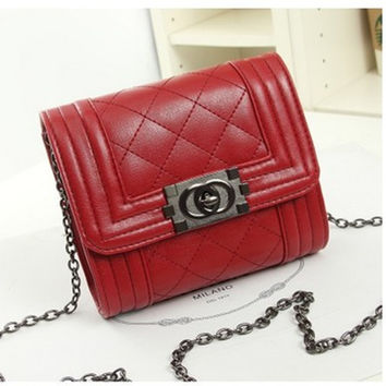 Stylish Bags Fashion One Shoulder Chain Messenger Bags [6582944775]
