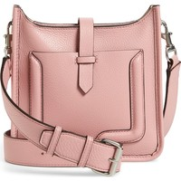 Rebecca Minkoff Mini Unlined Leather Feed Bag | Nordstrom