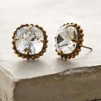 Nolia Studs by Sorrelli Clear One Size Earrings