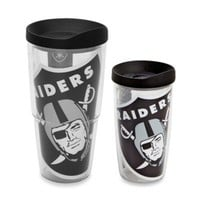 Tervis® Oakland Raiders Wrap Tumbler with Black Lid
