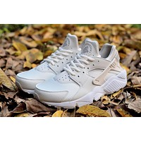 Nike AIR HUARACHE RUN PRM White Women WMNS