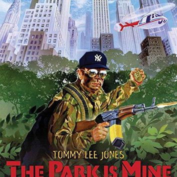 Tommy Lee Jones & Helen Shaver & Steven Hilliard Stern-Park is Mine, The 1986