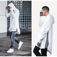 Hoodies Metal Long Sleeve Winter Couple Jacket [10368005315]