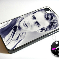 James Dean Cultural Icon iPhone 4S Case Hard Plastic
