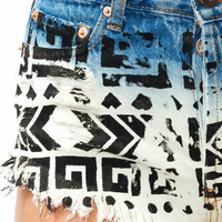 The Arya Shorts  from ShopWunderlust