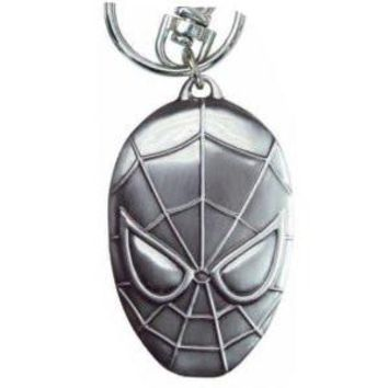 Marvel Pewter Keyring- Spiderman