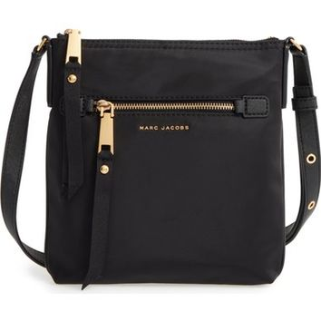 MARC JACOBS Trooper Nylon Crossbody Bag | Nordstrom