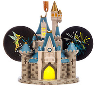 Cinderella Castle Light-Up Ear Hat Ornament - Walt Disney World | Disney Store