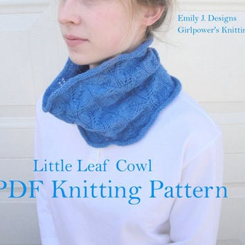 Tube Cowl Knitting Pattern : Best Knitted Lace Scarf Patterns Products on Wanelo