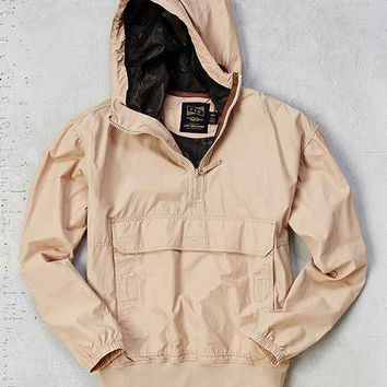 CPO Half-Zip Patch Pocket Anorak Jacket