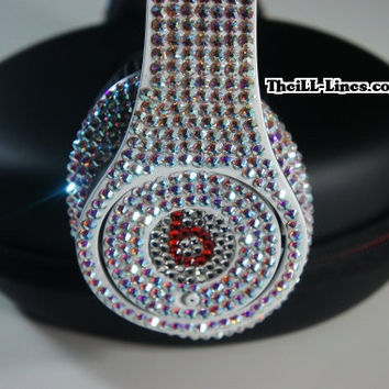 Customized Beats by Dre Headphones   Celebrity by TheiLLLines