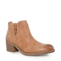 Camel Philly Ankle Boot