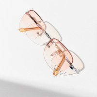 Vintage Birthday Square Sunglasses | Urban Outfitters