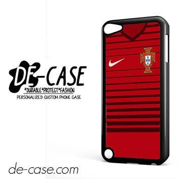 Portugal Soccer Jersey For Ipod 5 Ipod Touch 5 Case Phone Case Gift Present YO