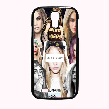 Cara Delevingne Model Sexy Cute Girly Hot FOR SAMSUNG GALAXY S4 CASE *PS*