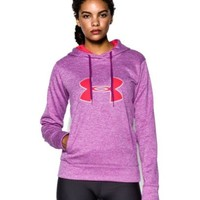 Women's  Under Armour Storm Big Logo Twist Hoodie